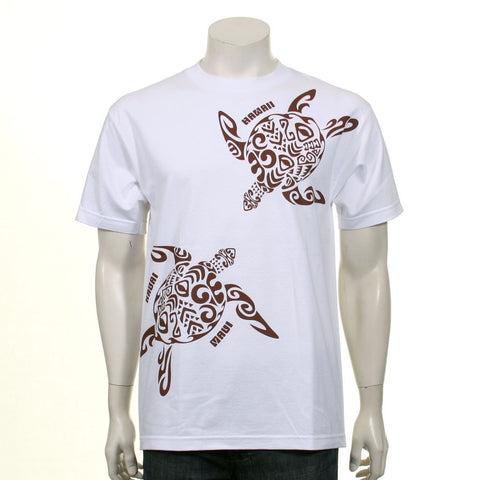 Tribal Honu Men's T-shirt - 104752