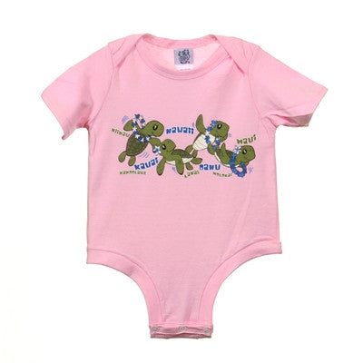 Happy Honu Romper - 113374