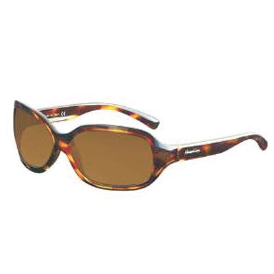 """Queens"" Tortoise Polarized Brown Women's Sunglasses"