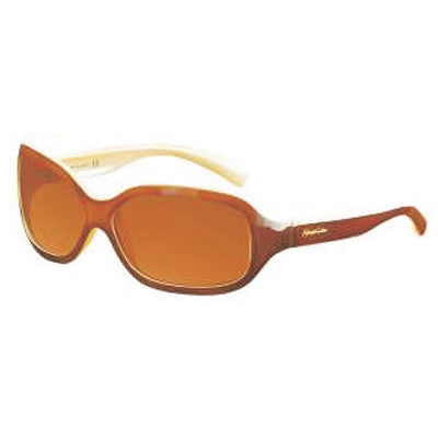 """Queens"" Cappuccino Polarized Copper Women's Sunglasses"
