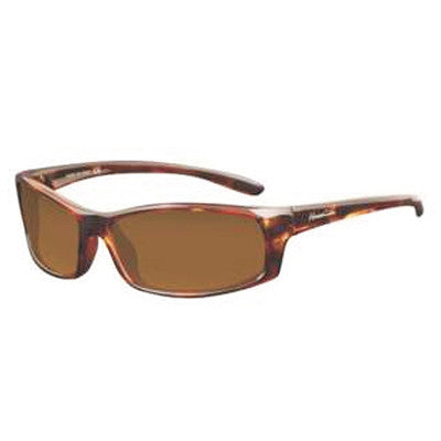 """Endemic"" Tortoise Polarized Brown Unisex Sunglasses"