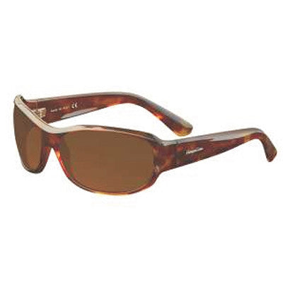 """Primo"" Tortoise Polarized Brown Unisex Sunglasses"