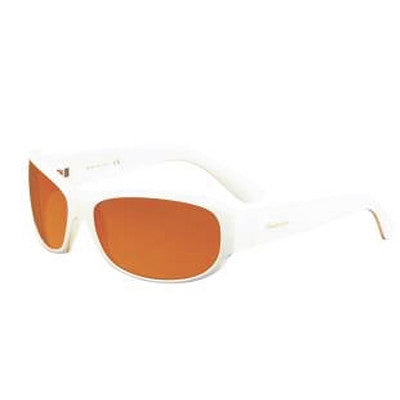 """Primo"" Cream Polarized Copper Unisex Sunglasses"