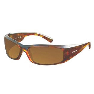 """Warrior"" Tortoise Polarized Brown Unisex Sunglasses"