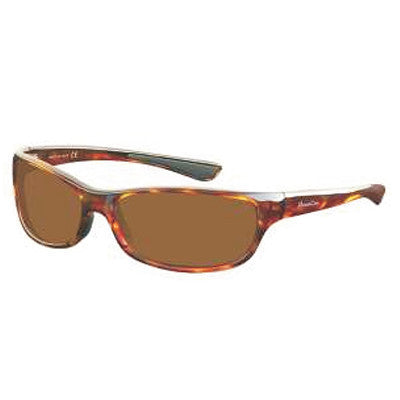 """Paddler"" Tortoise Polarized Brown Photochromic Unisex Sunglasses"