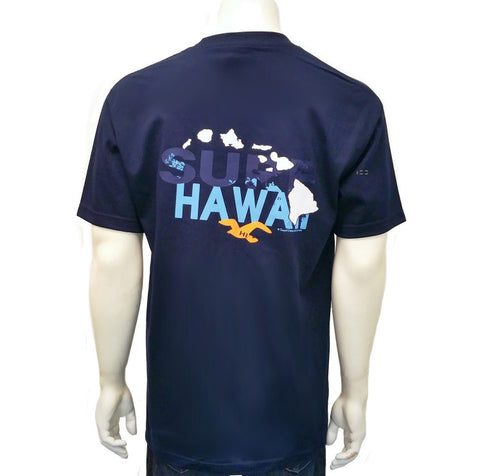 Surf Hawaii Men's T-shirt - 118994