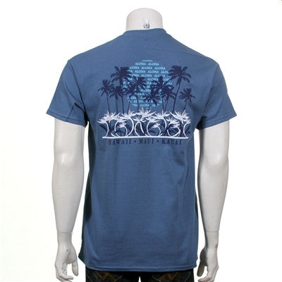 Aloha Palm Men's T-shirt - 120374