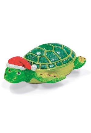 HAND PAINTED ORNAMENT HONU - 13097