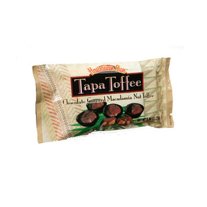 Hawaiian Sun Tapa Toffee Chocolate Macadamia Nuts - 2 piece