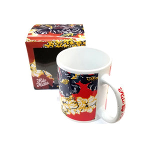 2018 Collection! Brand New! Hilo Hattie Hibiscus Lei Mug-09823