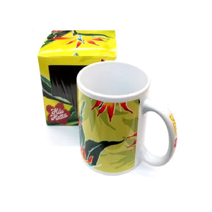 2018 Collection! Brand New! Hilo Hattie Bird Of Paradise Mug