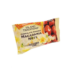 Hawaiian Sun Chocolate Macadamia Nuts - 2 piece