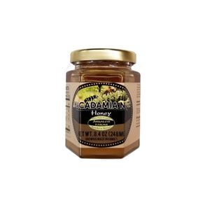 Ahualoa Farms Macadamia Nut Honey 8.4 oz (50094)
