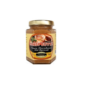 Ahualoa Farms Macadamia Nut Honey Butter 6 oz (50041)