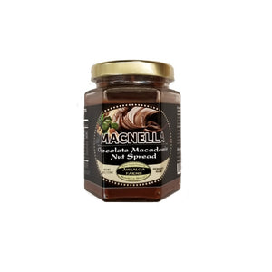 Ahualoa Farms Macnella Chocolate Macadamia Nut Spread 6 oz (50067)