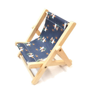 Cell Phone Lounge Chair - Blue Canoe(HR08BC)