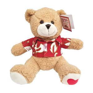 Hilo Hattie Original Kaimana Bear - Red