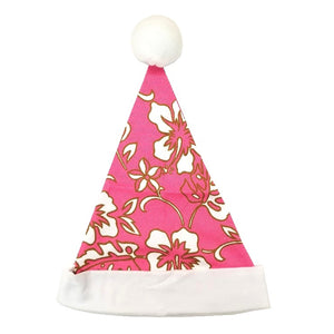 Hilo Hattie Limited Edition Hilo Hattie Santa Hat - Pink