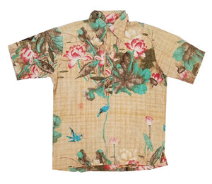 70's Asian Influence Aloha Shirt