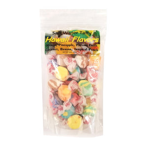 Big Wave Salt Water Taffy - Hawaiian Flavors