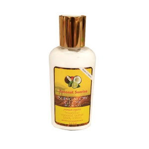 Bubble Shack Bungalow Glow Body Lotion 2oz - Coconut Sunrise