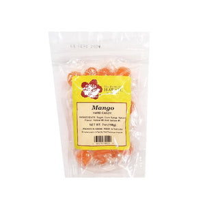 Hilo Hattie Mango Hard Candy 7oz