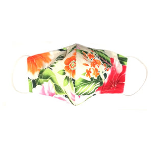 Mixed Floral Fashion Mask
