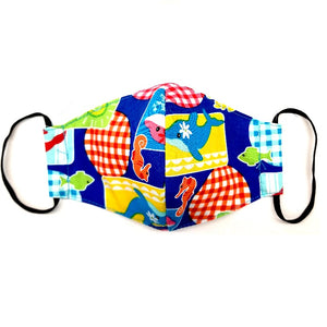 Kids Beach Pals Fashion Face Mask