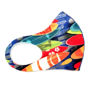 Hilo Hattie Spandex 'Surfboard' Face Mask