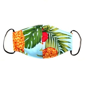 Kids Mix Pineapple Fashion Face Mask