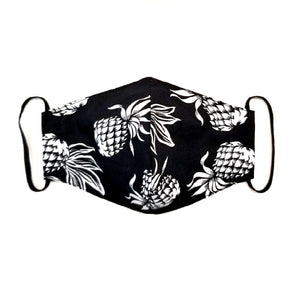 Kids Pineapple Fashion Face Mask