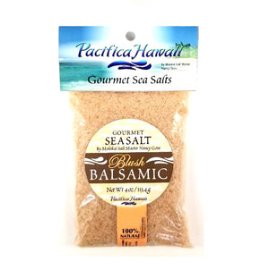 Hawaiian Sea Salt 4oz- Blush Balsamic