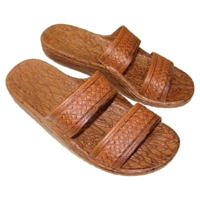 Brown Slide Unisex Slippers