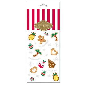 SMALL CELLOPHANE HOLIDAY DELIGHTS - 31715
