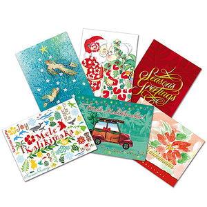 VALUE PACK CHRISTMAS CARDS - ASSORTMENT PACK #9 - 32927