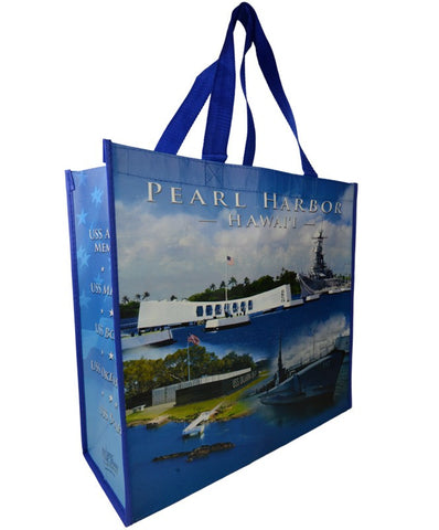 Pearl Harbor Recycle Bag