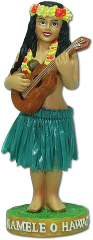 NAMELE MINI HULA DASHBOARD DOLL