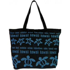 Honu Hawaii Beach Tote