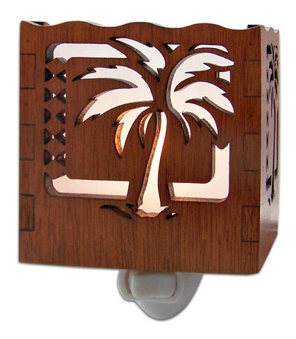 PALM TREE TROPICAL NIGHT LIGHT