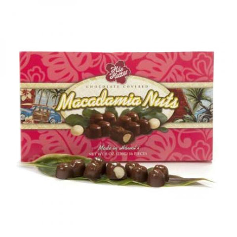 Hilo Hattie Chocolate Covered Macadamia Nuts