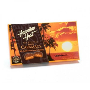 Hawaiian Host Maui Caramacs~6 oz