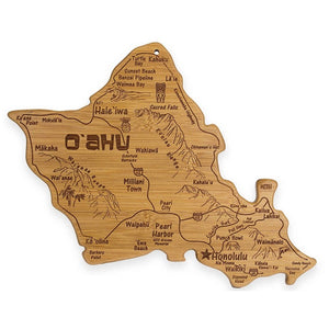 Totally Bamboo Destination Oahu - Cutting Board
