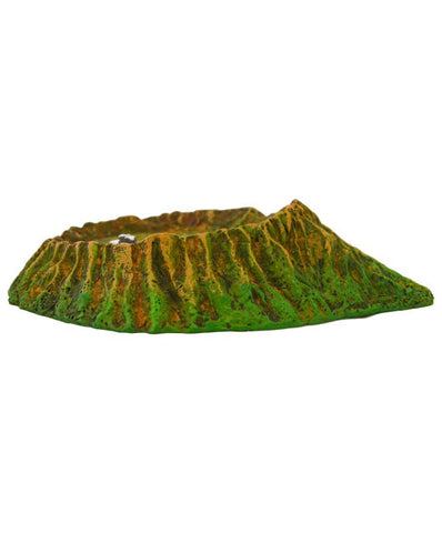 Diamond Head Paper Weight and Magnet
