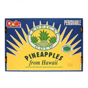 Fresh Pineapple-Six Pack