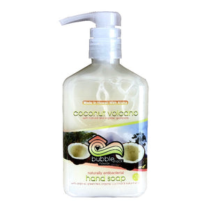Bubble Shack Liquid Hand Soap - 12 oz - Coconut Volcano