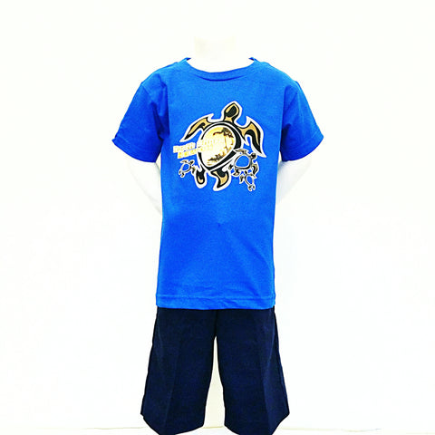 Hawaii North Shore Turtle Boy's T-shirt - HC42-3