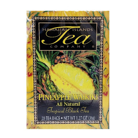 Pineapple Waikiki Tropical Black Tea