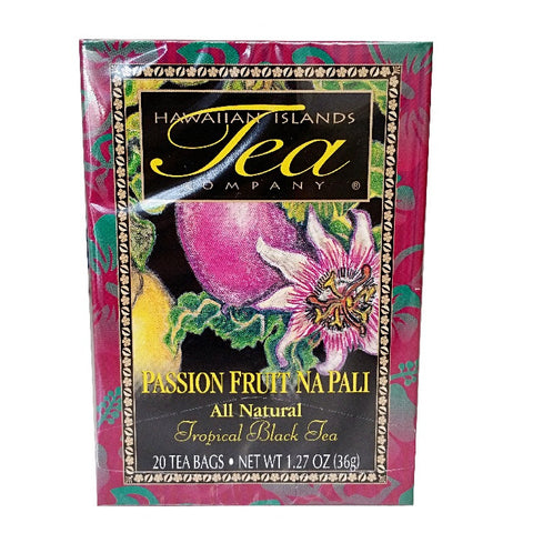 Passion Fruit Na Pali Tropical Black Tea