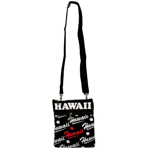 Medium Hawaii Shoulder Wallet
