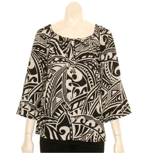 Tribal Peasant Blouse